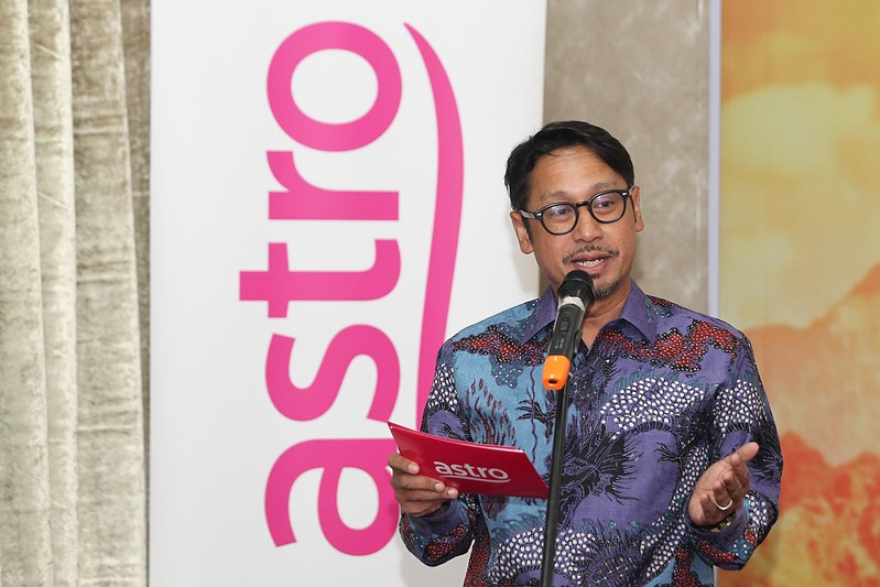 Dato Khairul Anwar Salleh - Naib Presiden Bahagian Perniagaan Melayu Astro