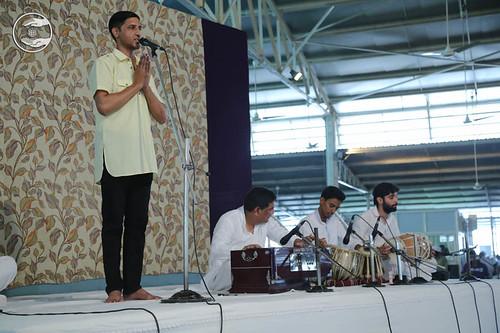Devotional song by Ajay Bejod from Tarauri, Haryana