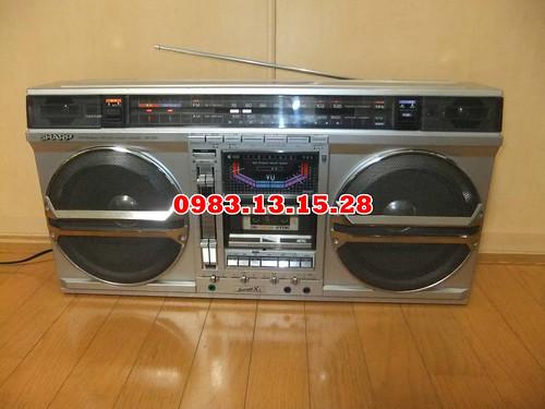 Cassette SHARP Stereo GF-535