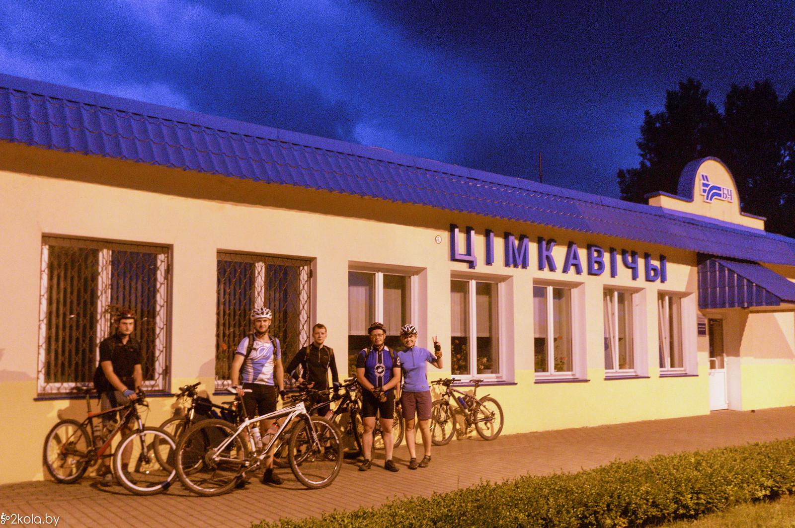 36002539810 eb2ae9b122 h - Ночная велопокатушка 2017 (Тимковичи - Люща)