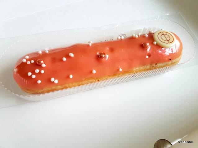 Pink Guava eclair