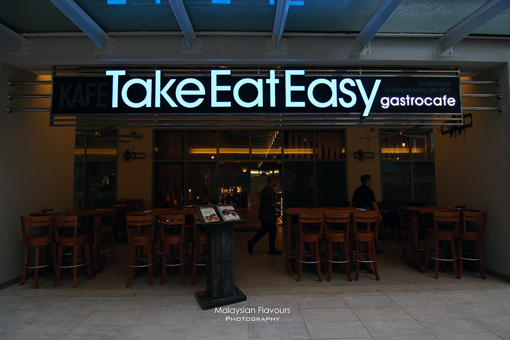 Take Eat Easy Gastrocafe