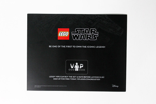LEGO Star Wars Ultimate Collector Series Millennium Falcon (75192 ...