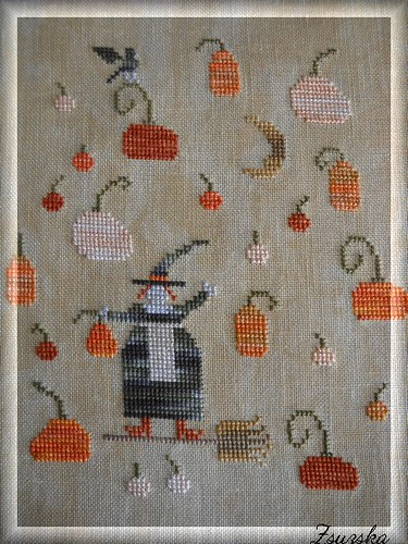 withthyneedle, witchpumpkin, autumn, cross stitch, wtnt (4)