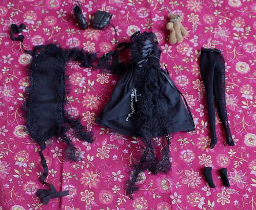 Regeneration Noir Stock Outfit