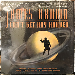 JAMES BROWN:CAN'T GET ANY HARDER(JACKET A)