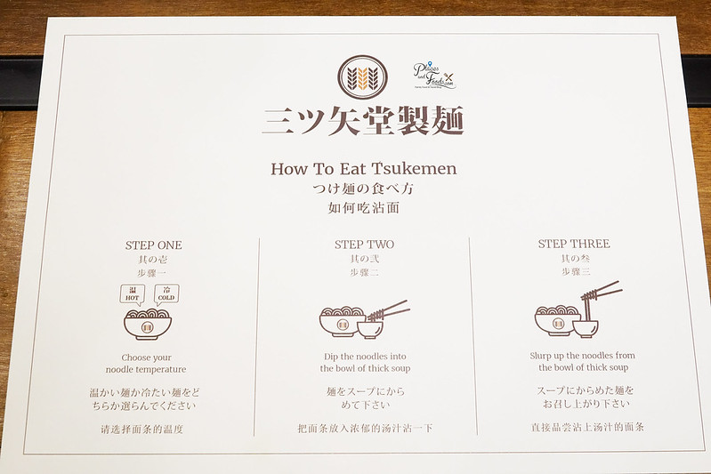 Mitsuyado Sei-men how to eat