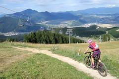 Bike SNOW tour: Malinô Brdo – na kole, na vodě i ve vzduchu