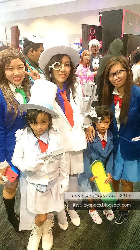 Cosplay Carnival 2017 - Detective Conan Genderbend