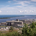 Small photo of Duluth Bay from Enger Park, Duluth