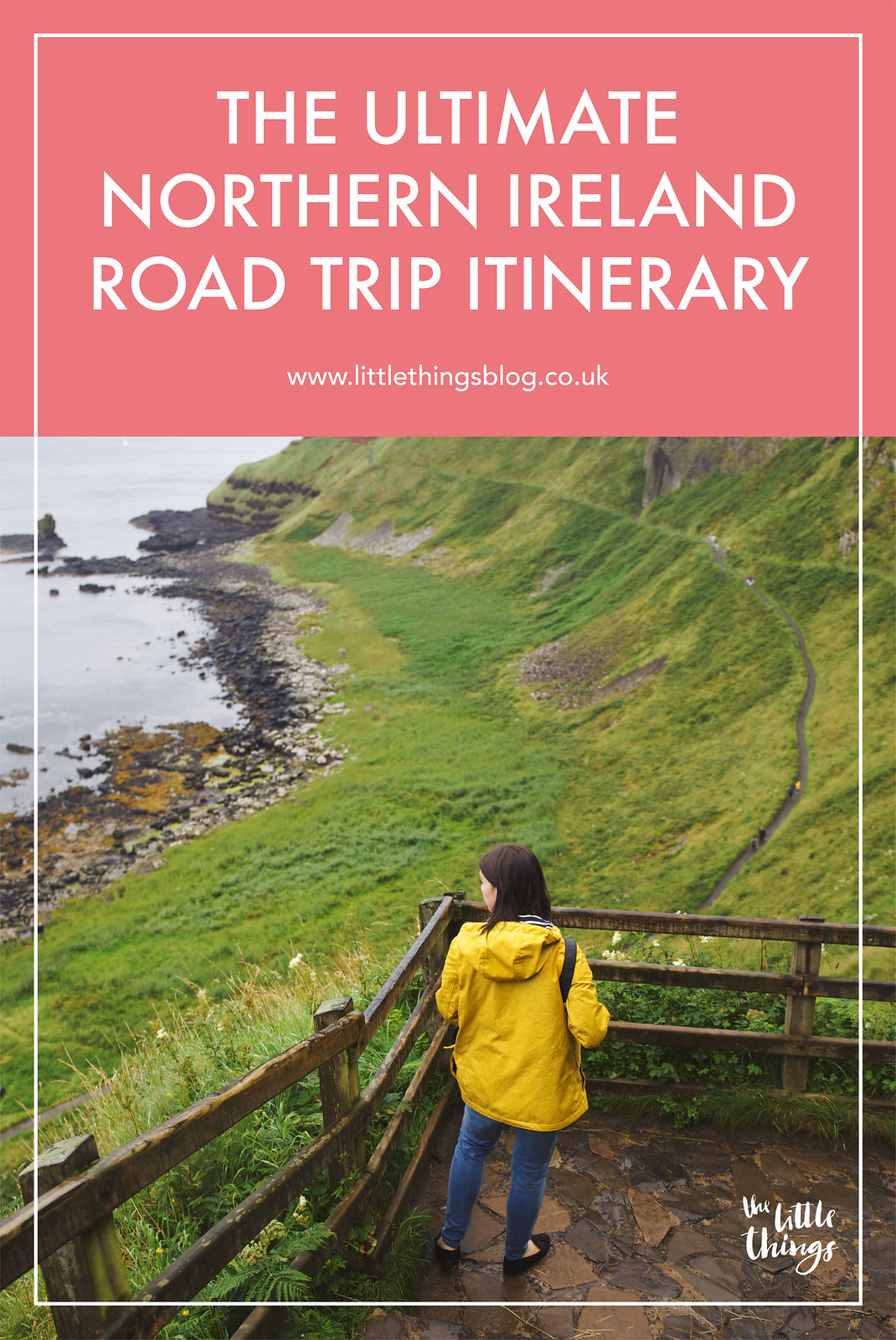 the ultimate Northern Ireland road trip itinerary travel blogger UK