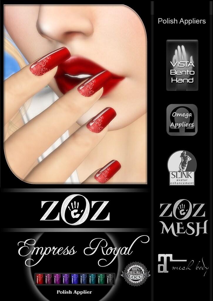{ZOZ}  Empress Royal Pix L