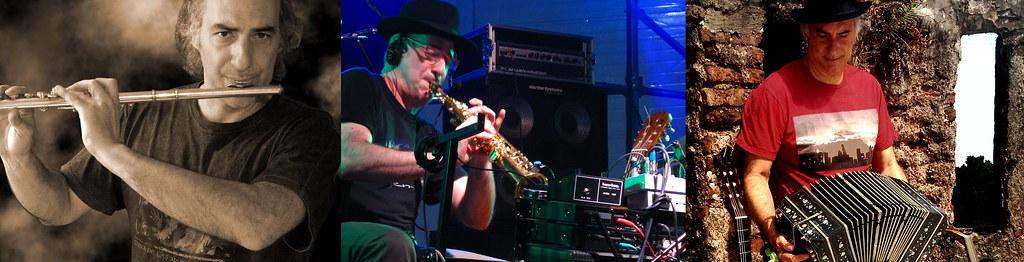 Pedro Menendez Multi-Instrumentalist II