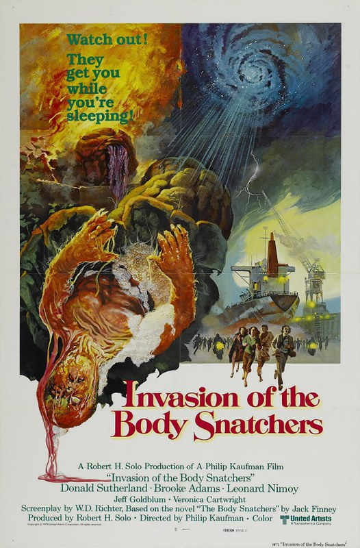 Invasion of the Body Snatchers - 1978 - Poster 2