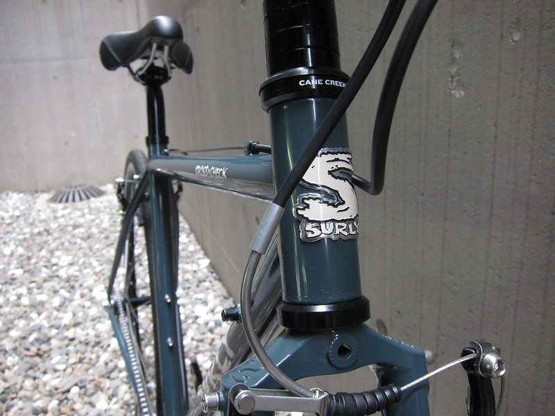 SURLY Cross Check SS GRY Hed