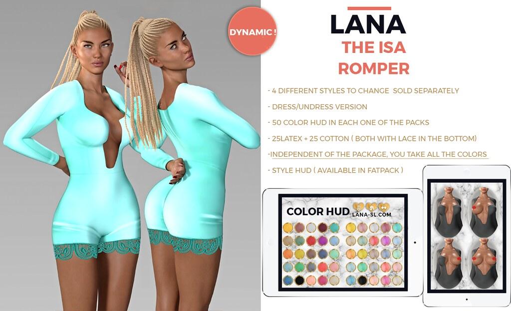 #LANA- New Release Limited ! - TeleportHub.com Live!