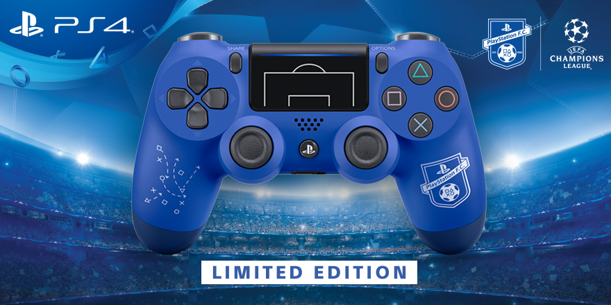 PlayStation FC DUALSHOCK 4 wireless controller