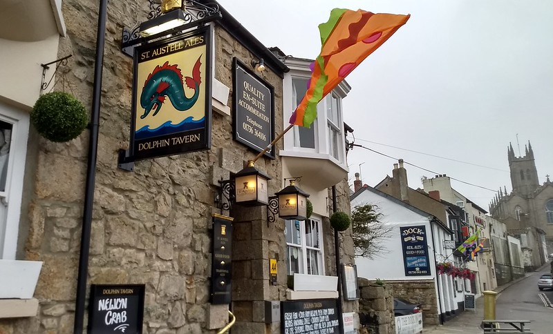The Dolphin Tavern, Penzance