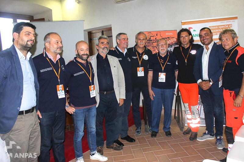 Convegno Volontariato e protezione civile