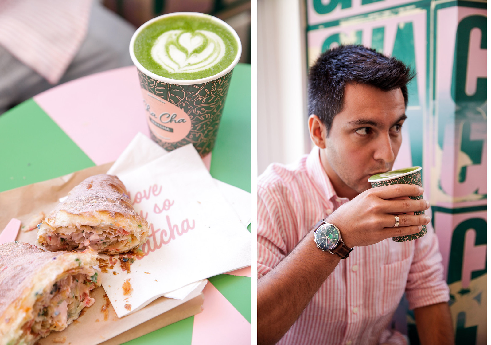 04_cha_cha_matcha_cafeteria_rosa_nueva_york_el_mejor_matcha_unicorn_croissant_breakfast_theguestgirl_nyc