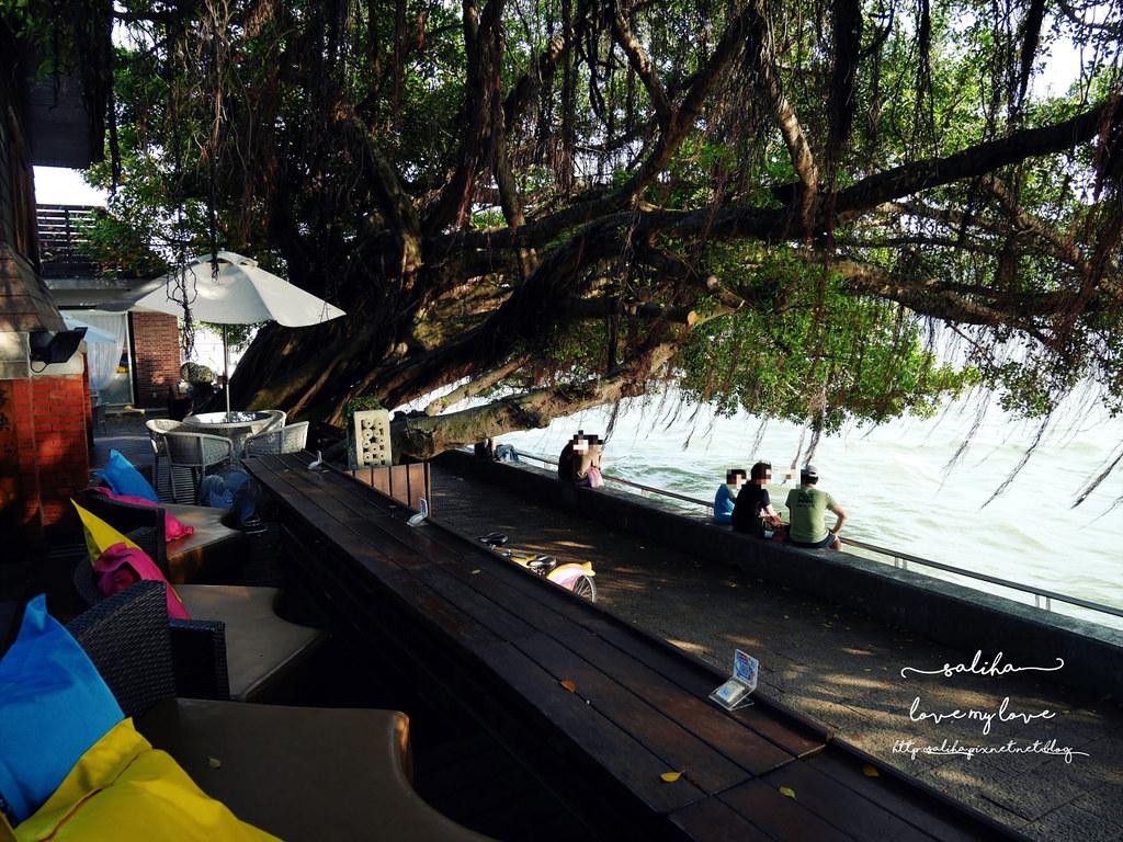 淡水老街景觀餐廳推薦榕堤水灣餐廳 (35)