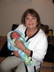 FR10 1246 Grandma Jill. Montréal, Aude (my mother)