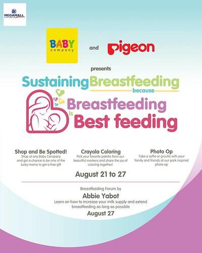 Sustaining Breastfeeding