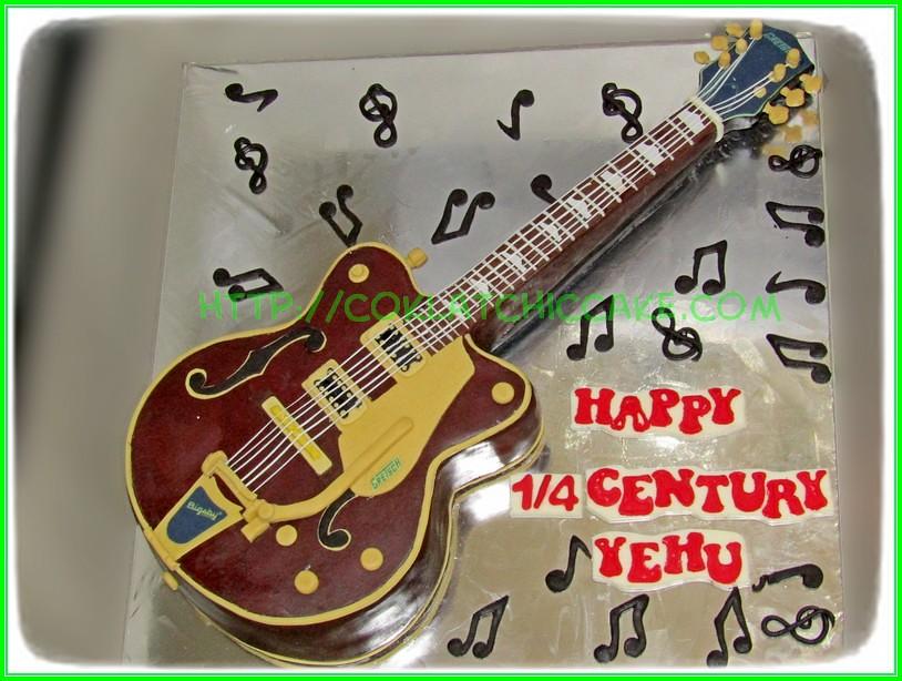 Cake  Gitar YEHU