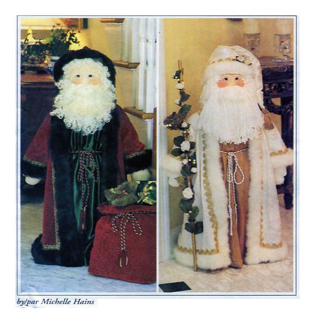 McCalls 9558 Santa Claus Pattern