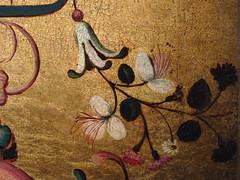 ALLORI Alessandro,1572 - Dossier de Lit avec Sc�nes Mythologiques et Grotesques, L'Enl�vement d'Europe (Florence) - Detail 22