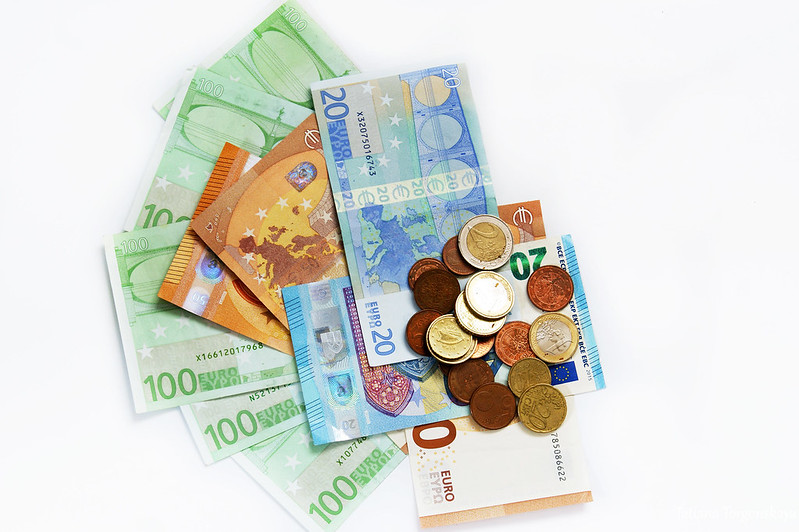 Евро - монеты и банкноты