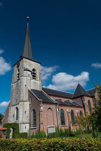 Halle, Sint-Martinuskerk.