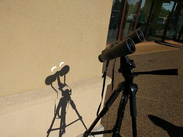 Binocular Projection