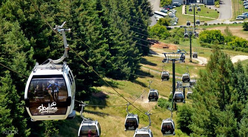羅托魯瓦空中觀光纜車 (3)