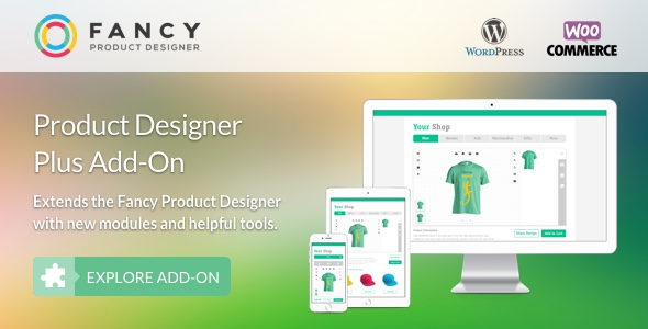 Fancy Product Designer Plus Add-On v1.1.2