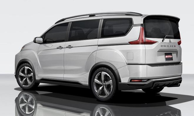 2018-Mitsubishi-Delica-rear-three-quarters-rendering