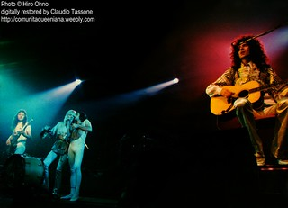 Queen live @ Edinburgo - 1976
