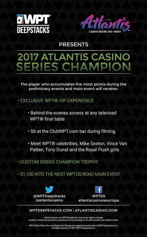 WPTDS Reno Series Champ