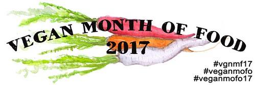 Vegan Month of Food 2017