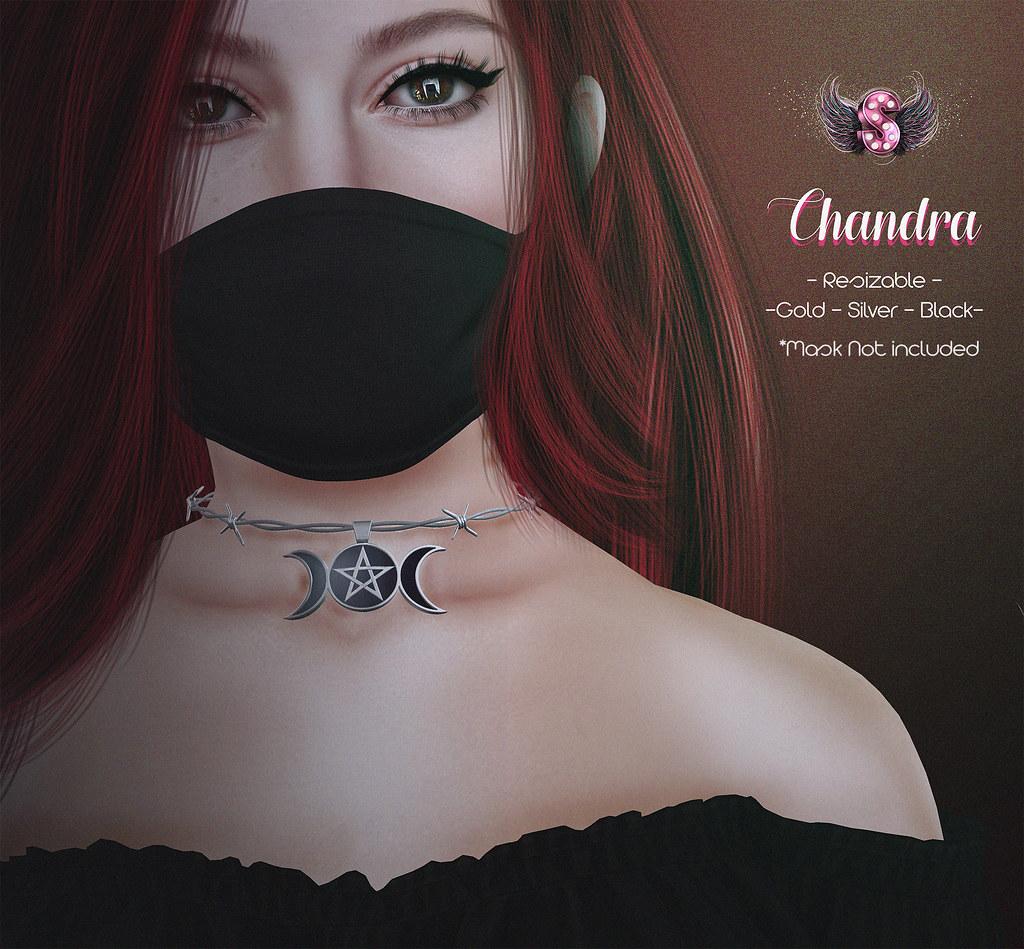 .::Supernatural::. Chandra Choker @ Somber - TeleportHub.com Live!