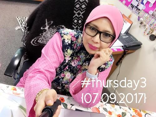 #thursday3 (07.09.2017)
