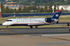 Canadair CRJ200-LR N405AW US Airways Express
