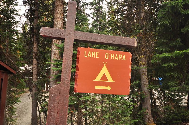 Lake O'Hara Campground
