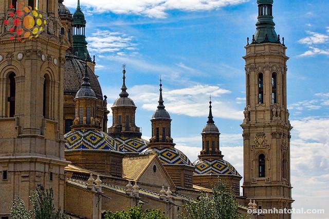 o que fazer em Zaragoza: visitar El Pilar