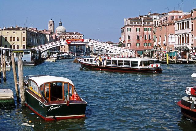 Venice, Italy, July 1988