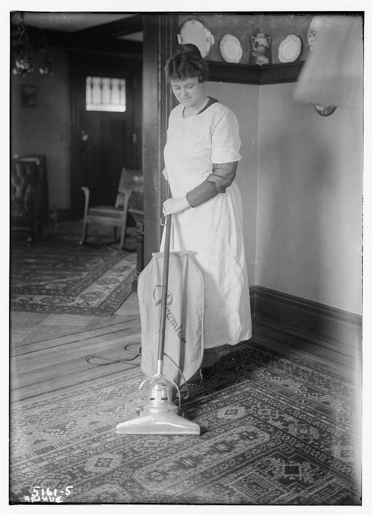 Dunlap vacuuming (LOC)