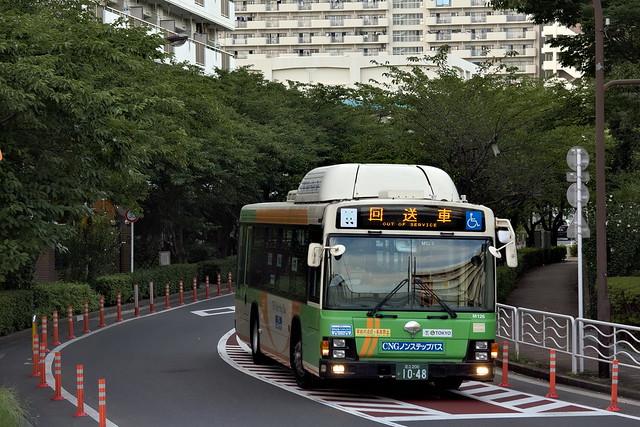 2017/08/27 東京都交通局 M126