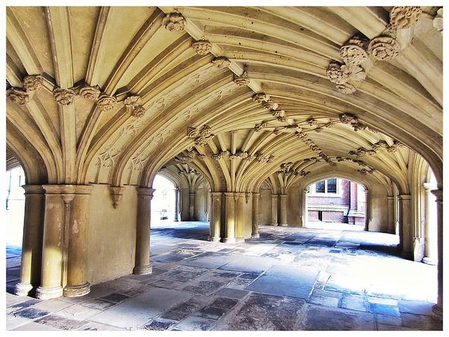 Lincoln's Inn Chapel Undercroft