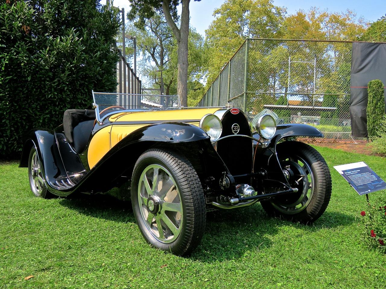 Bugatti Type 55 Radnor Hunt 1