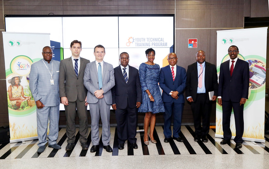 The Launching of the AfDB Brazil-Africa Institute Youth Technical Training Program - 14th September 2017